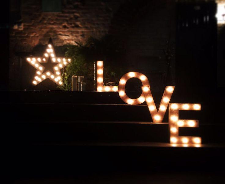 Купить Буквы с лампами - ретро стиль, резьба по дереву, ретро украшения, светильник из дерева