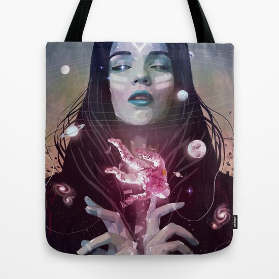 BETWEEN Tote Bag