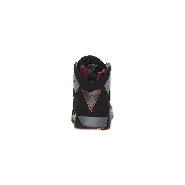 sports shoes 74fef 18d96 Air Jordan Retro 7 Preschool Basketball Shoes   FinishLine.com ❤ liked on  Polyvore