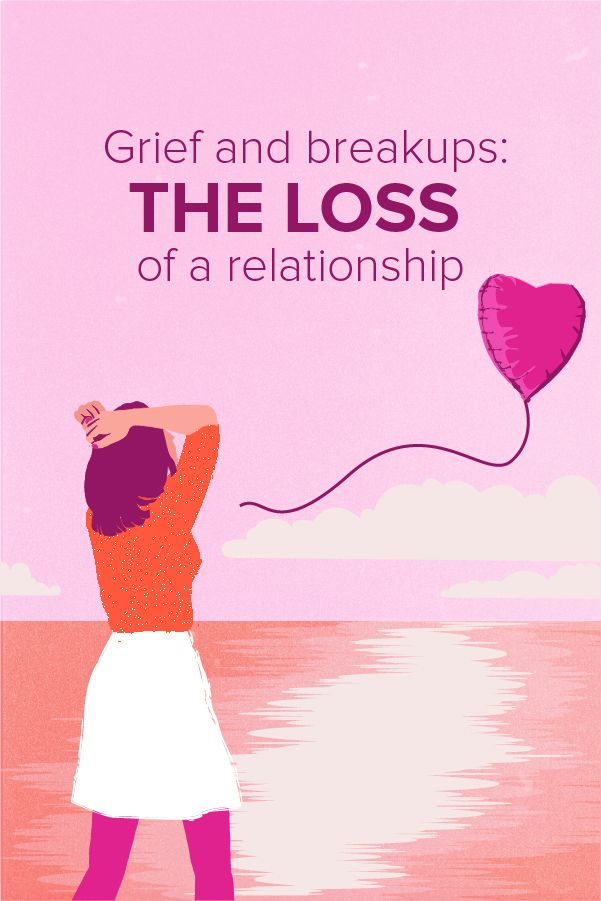 grief and dating
