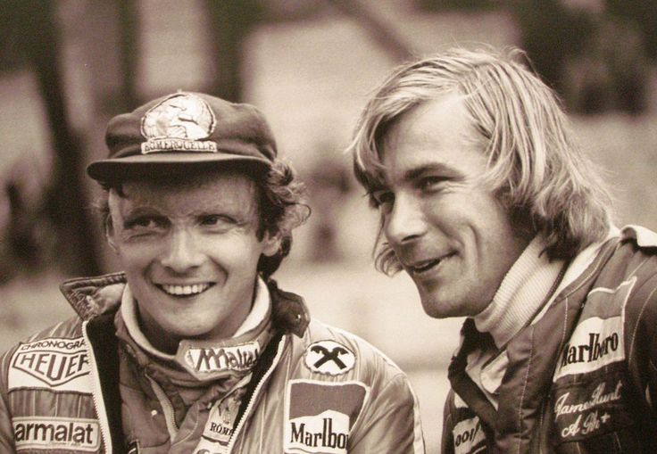 "Niki Lauda: ""People always think of us as rivals, but James was among the very few I liked and even fewer that I respected"""