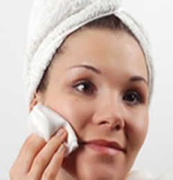 Get Rid of Dead Skin on Face