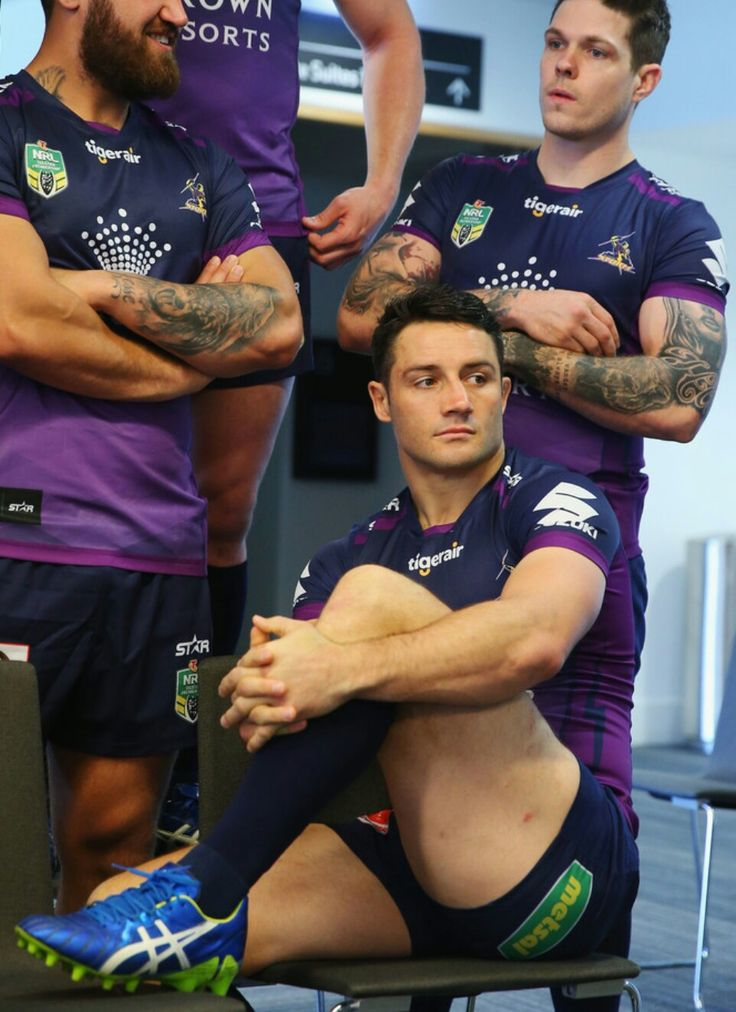 Footy Player - Cooper Cronk
