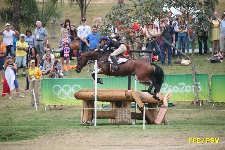 Jeux-Olympiques de Rio Concours complet d'equitation: les Francais restent en course  (1300×867)