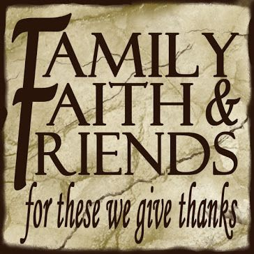 Family and Friends Day at Church Church Family And