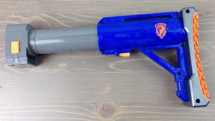Nerf N Strike Raider CS-35 Shoulder Stock Replacement 4 Position Adj Hasbro Blue   Toys & Hobbies, Outdoor Toys & Structures, Dart Guns & Soft Darts   eBay!