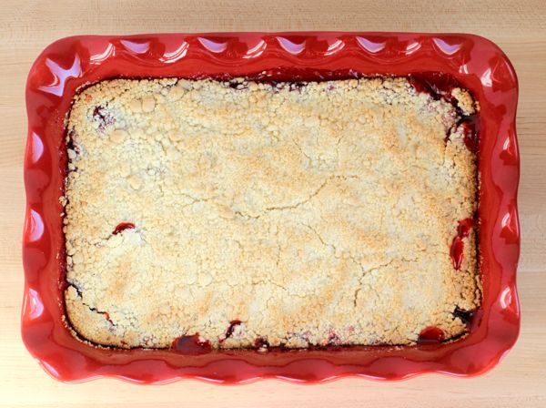 Strawberry Dump Cake Recipes | TheFrugalGirls.com
