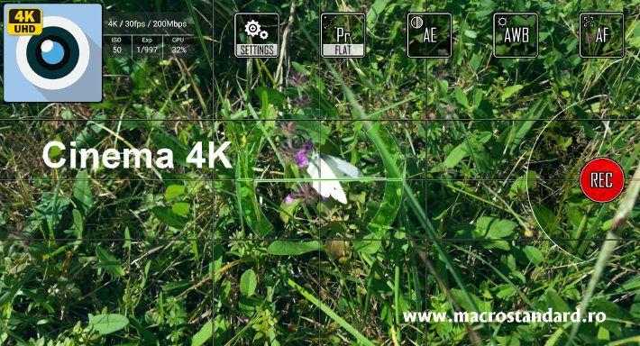 Cinema 4K app
