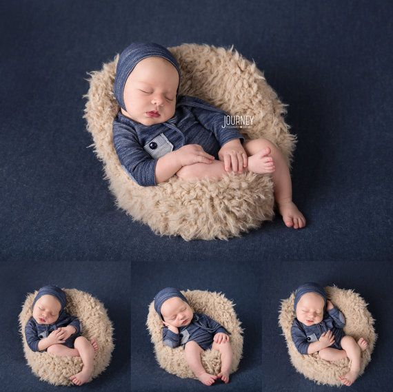Newborn photography prop bodysuit and matching hat photography prop sets newborn boys clothing jersey baby outfits baby boy clothing sets