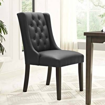 product image for Modway Baronet Vinyl Dining Side Chair