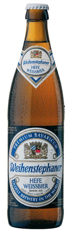 Weihenstephaner Hefeweissbier is a Hefeweizen style beer brewed by Bayerische Staatsbrauerei Weihenstephan in Freising, Germany.