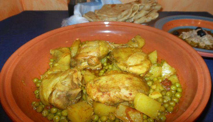cucina Marcat jilbena zaâra مرقة جلبانة زعرة (spezzatino giallo con piselli) 4 settembre 2014 By Michela 0 106