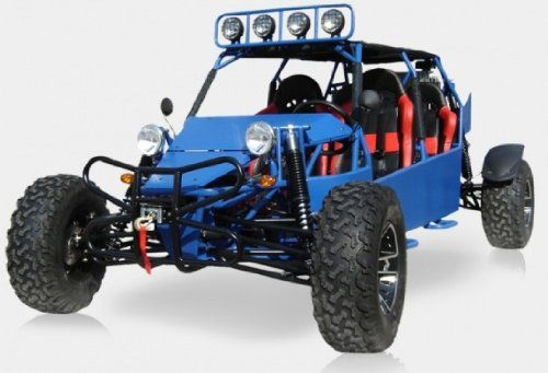 Razor dune buggy blue - photo#9