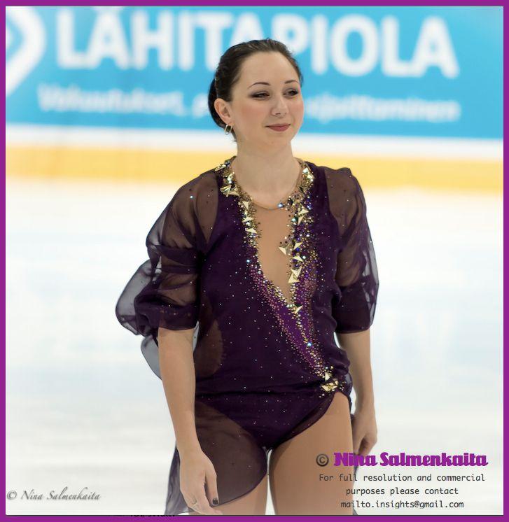Elizaveta Tuktamysheva RUS at Finlandia Trophy Oct 2014