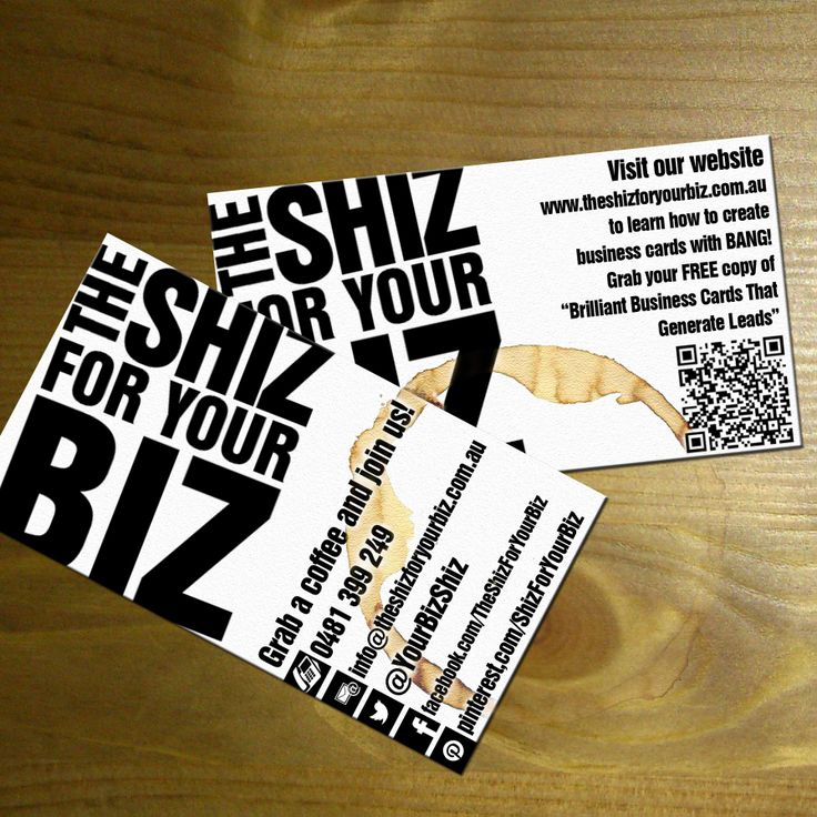 27 best Marketing - Business Cards images on Pinterest | Carte de ...