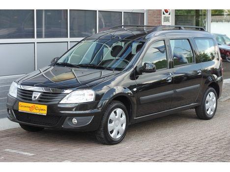 Dacia Logan MCV 1.6 MPI Laureate 5-Persoons €9.700