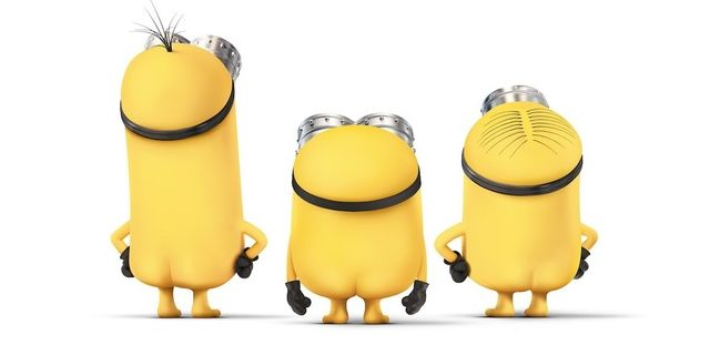 Minions Poster USA 02   ScreenWEEK Administration