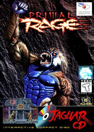 Primal Rage for Atari Jaguar CD @ www.thegamingwarehouse.com/primal-rage-for-atari-jaguar-cd-used/