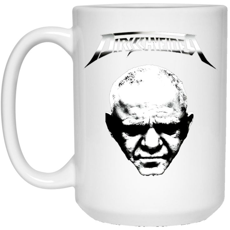 Now available on out store: Udo Dirkschneider... Check it out here! http://lupinshop.myshopify.com/products/udo-dirkschneider-21504-15-oz-white-mug?utm_campaign=social_autopilot&utm_source=pin&utm_medium=pin