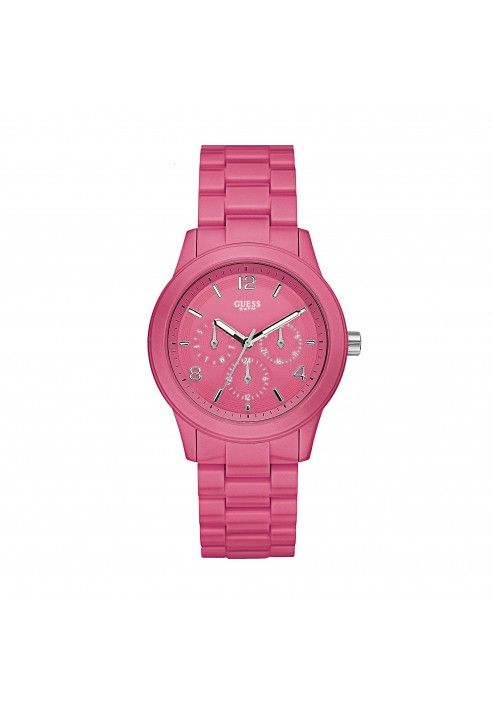 #Guess #watch #pink   €88