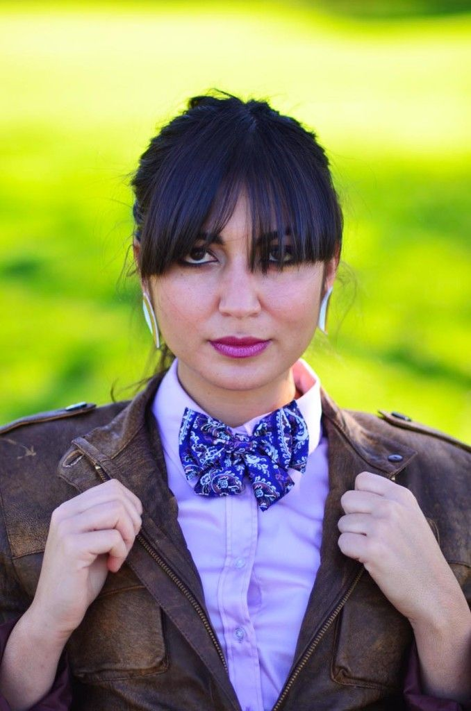 bow tie look today!