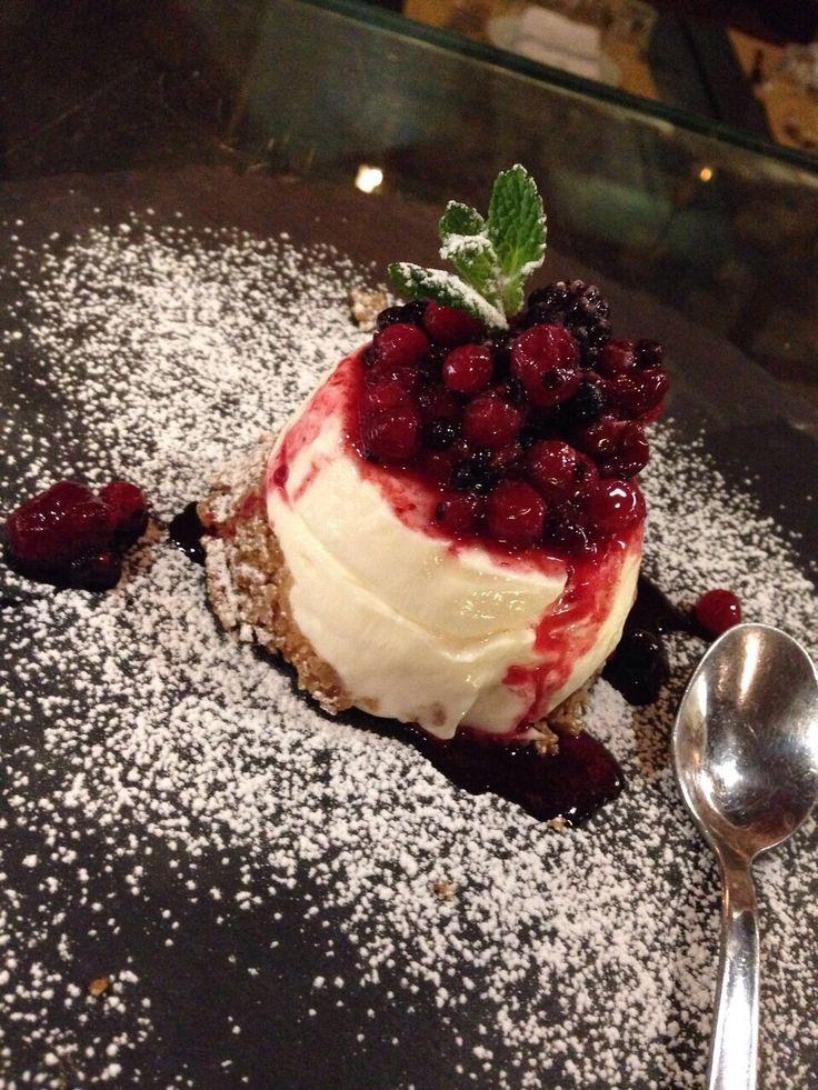 Sailor's cheesecake