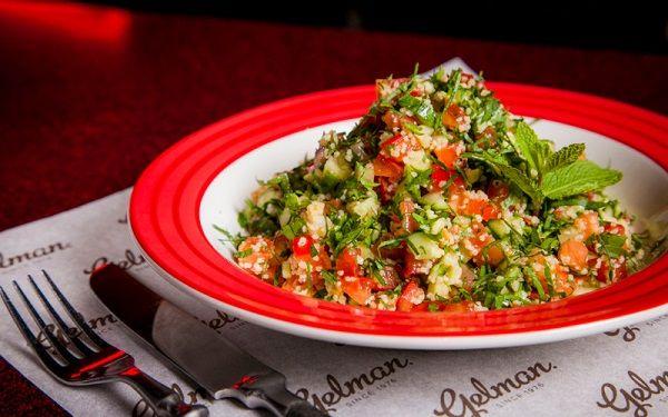 Tabllet Salad