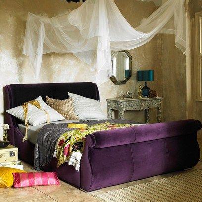 Purple Bohemian Bedroom 64 best moody bedrooms images on pinterest | bedrooms, bohemian