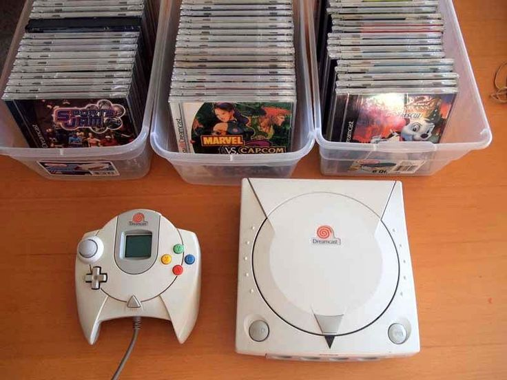 Sega Dreamcast console with games lot - select only games/console you want  | eBay