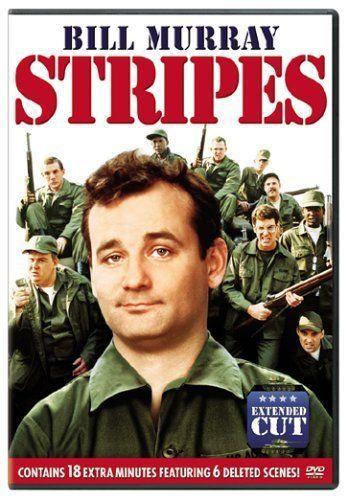 "Stripes (1981) - ""Chicks dig me, I rarely wear underwear."""