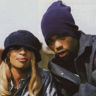 Throwback of the day: Mary J Blige and Method Man. - http://ift.tt/1HQJd81