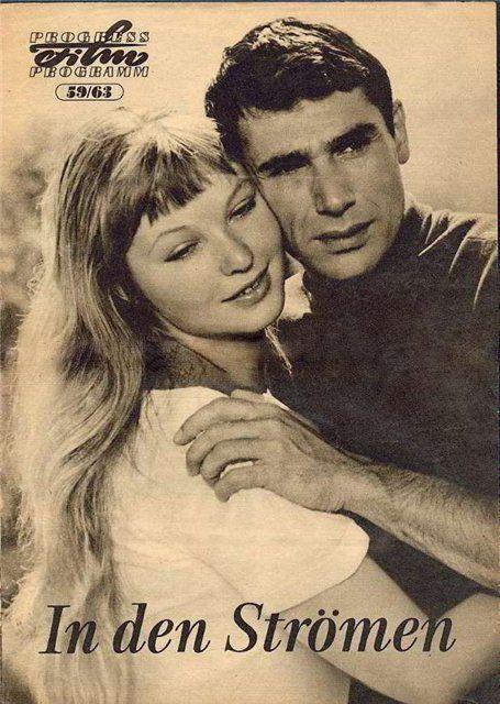 Marina Vlady and Robert Hossein