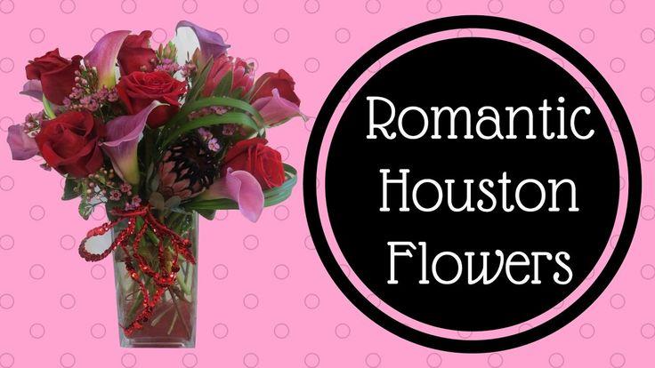 Flowers Delivery Houston | Romantic Arrangments