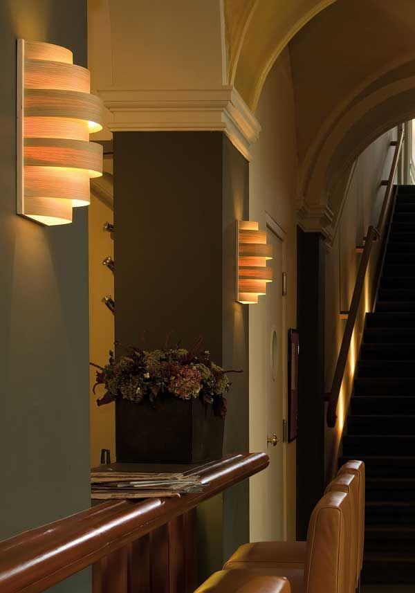 Wood Veneer lighting
