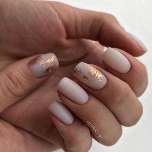 60+ Wunderschönste Nägel Leichte Nagelfarbe für 2019 – Hair, Nails, Makeup, OH MY!