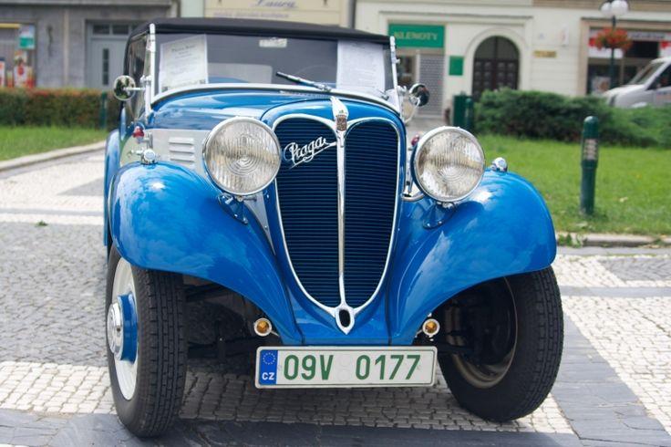 Praga Baby Roadster 1936