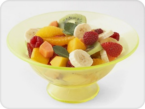 Fruit Smoothie:  Add 4 tablespoons of fruit salad  3 tablespoons of FUTURELIFE® Original  100g low fat fruit yoghurt to your blender. Blend until Smooth.
