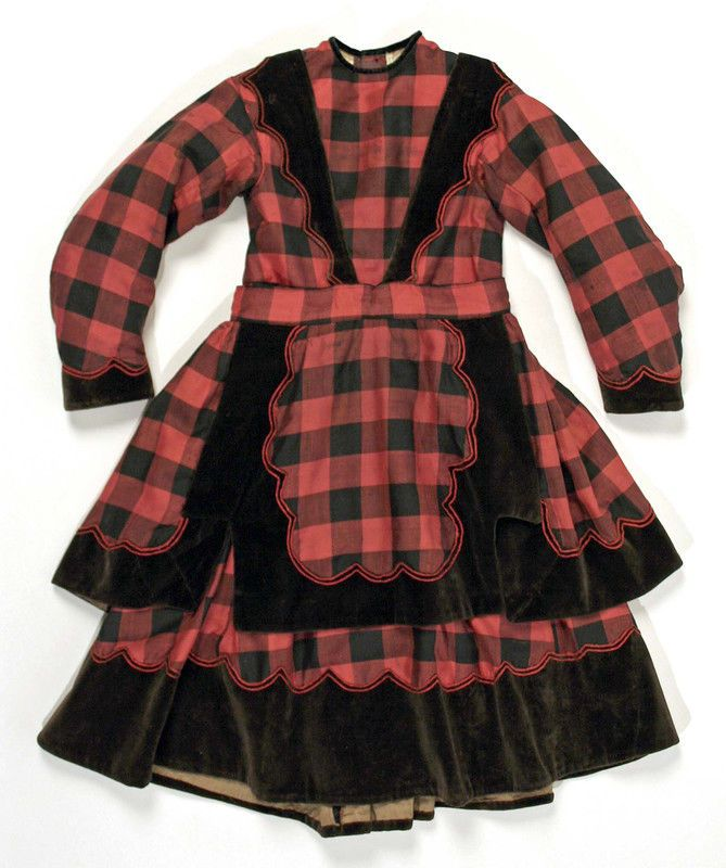 Детская одежда минувших столетий: 65 прелестных нарядов ...