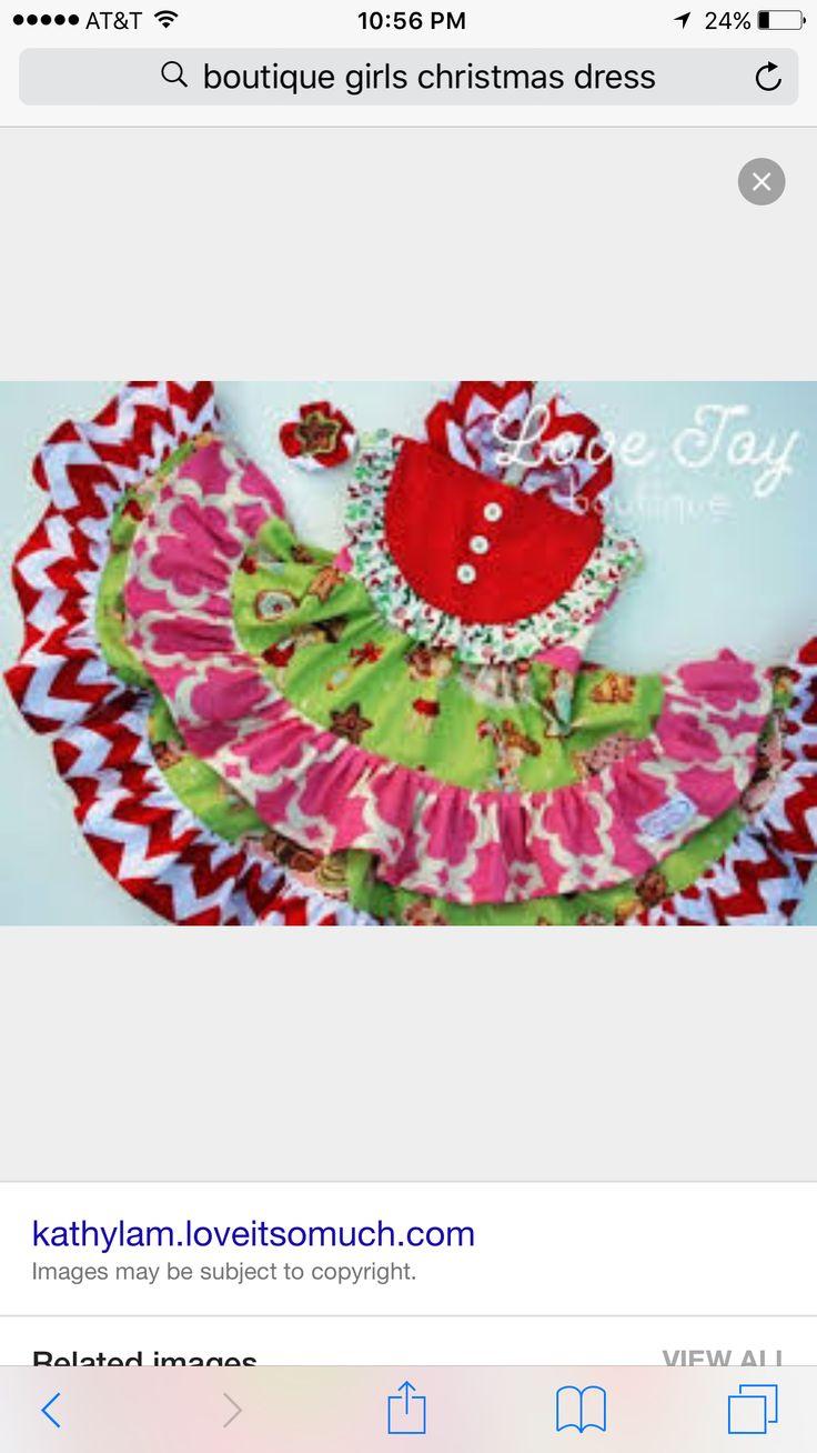 Cute Christmassy dress