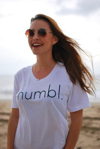 The Humlb Tee  $26.00 Available in XS to XL sizes Available in white and gray colors  Check out and buy this collection here http://humblhawaii.com/collections/women/products/the-humbl-tee