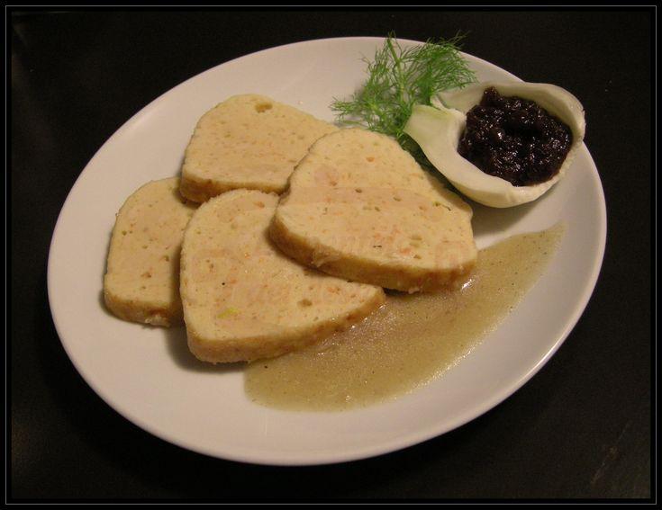 Polpettone+tacchino+pollo+aromatizzato+con+salsa+di+mirtilli+rossi