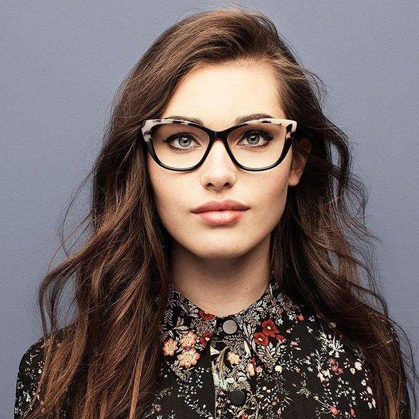очки для зрения модные женские фото того обсудим славянские