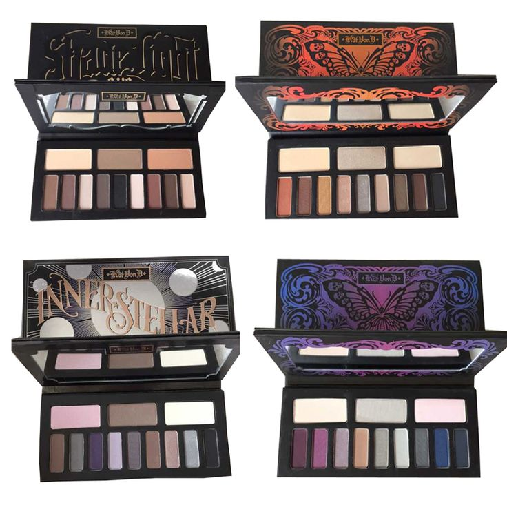 Makeup Kat Von D Monarch / Chrysalis / Innerstellar / Shade and Light Eye Contour Eyeshadow Palette , Eye Shadow Fast Shiped  -in Eye Shadow from Health & Beauty on Aliexpress.com | Alibaba Group