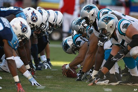 Panthers vs. Titans 2016 live stream free: Game time, TV schedule and how to…
