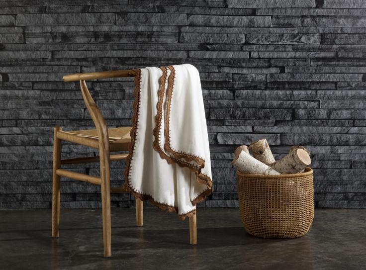 Designers Choice  Bamboo Throw