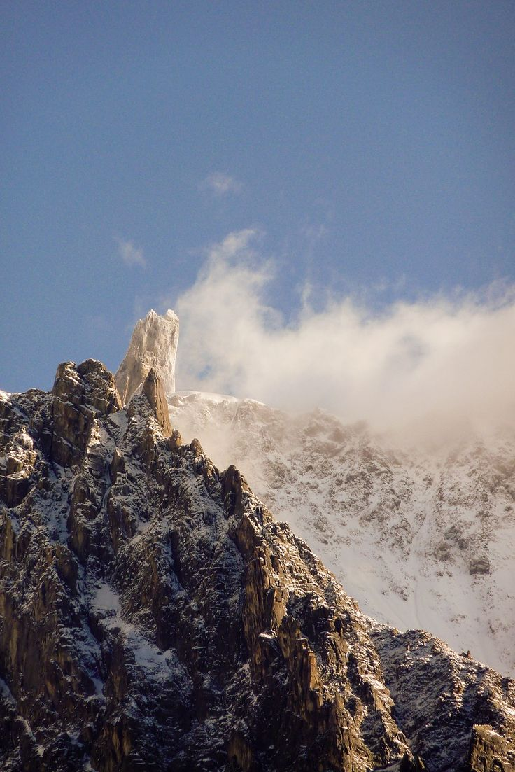 Switzerland, Giant'S Tooth, Mont Blanc, New, Rock #switzerland, #giant'stooth, #montblanc, #new, #rock