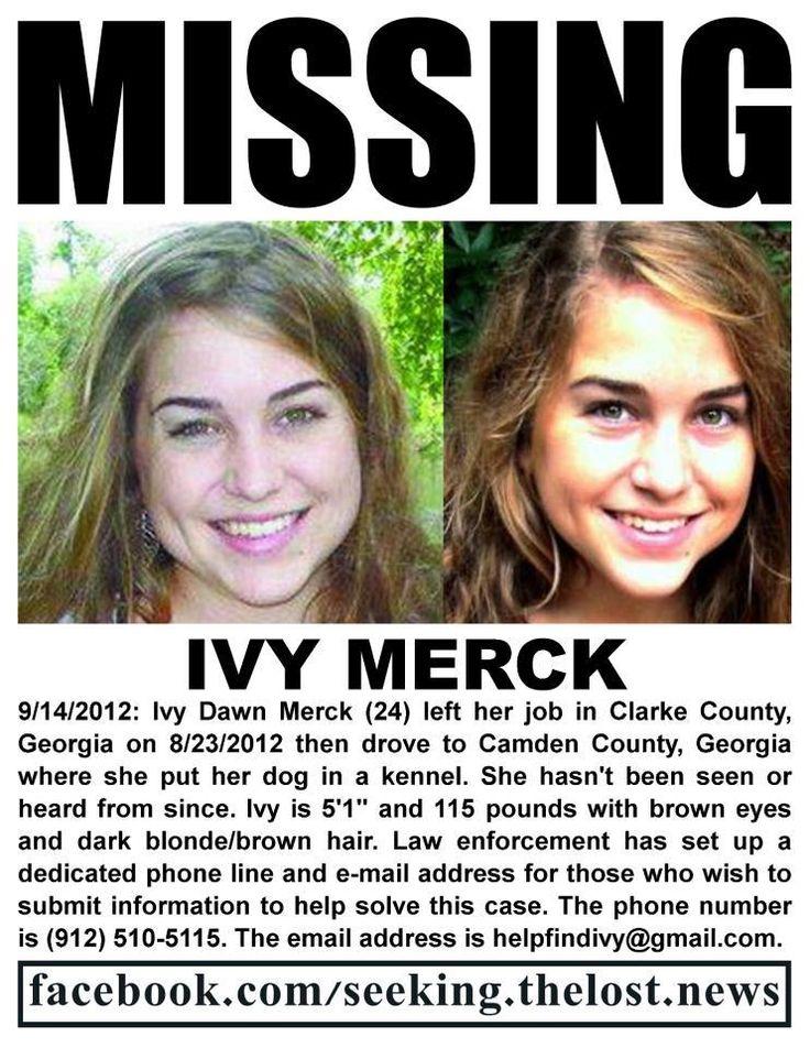 National Missing Persons List | Missing Persons: Georgia, Virginia, Michigan & Kansas