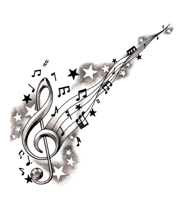 картинки про музыку ноты использовании можно