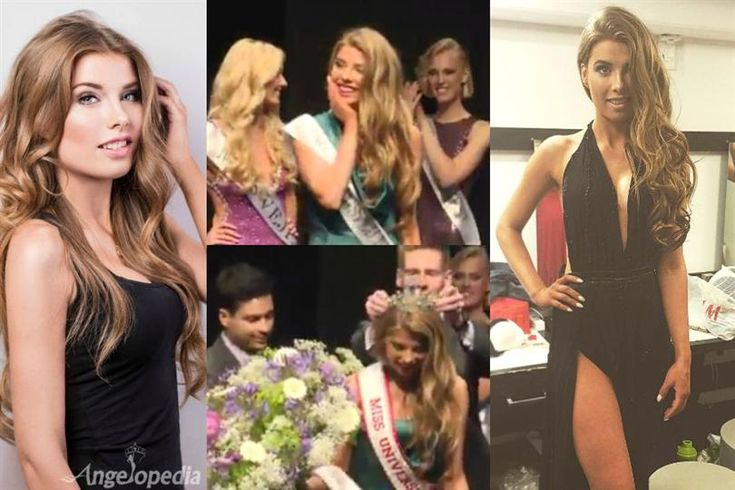 Cecilie Wellemberg crowned Miss Universe Denmark 2015