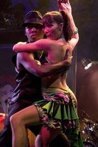 Salsa dancing: So HOT. Am I the Only SALSA Enthusiast on Pinterest? This CAN'T be! Join me here --> http://pinterest.com/howtlivehappily/salsa-dancing-is-for-life/ <--